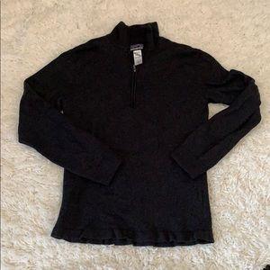 🏔 Patagonia Wool Quarter Zip Sweater 🏔